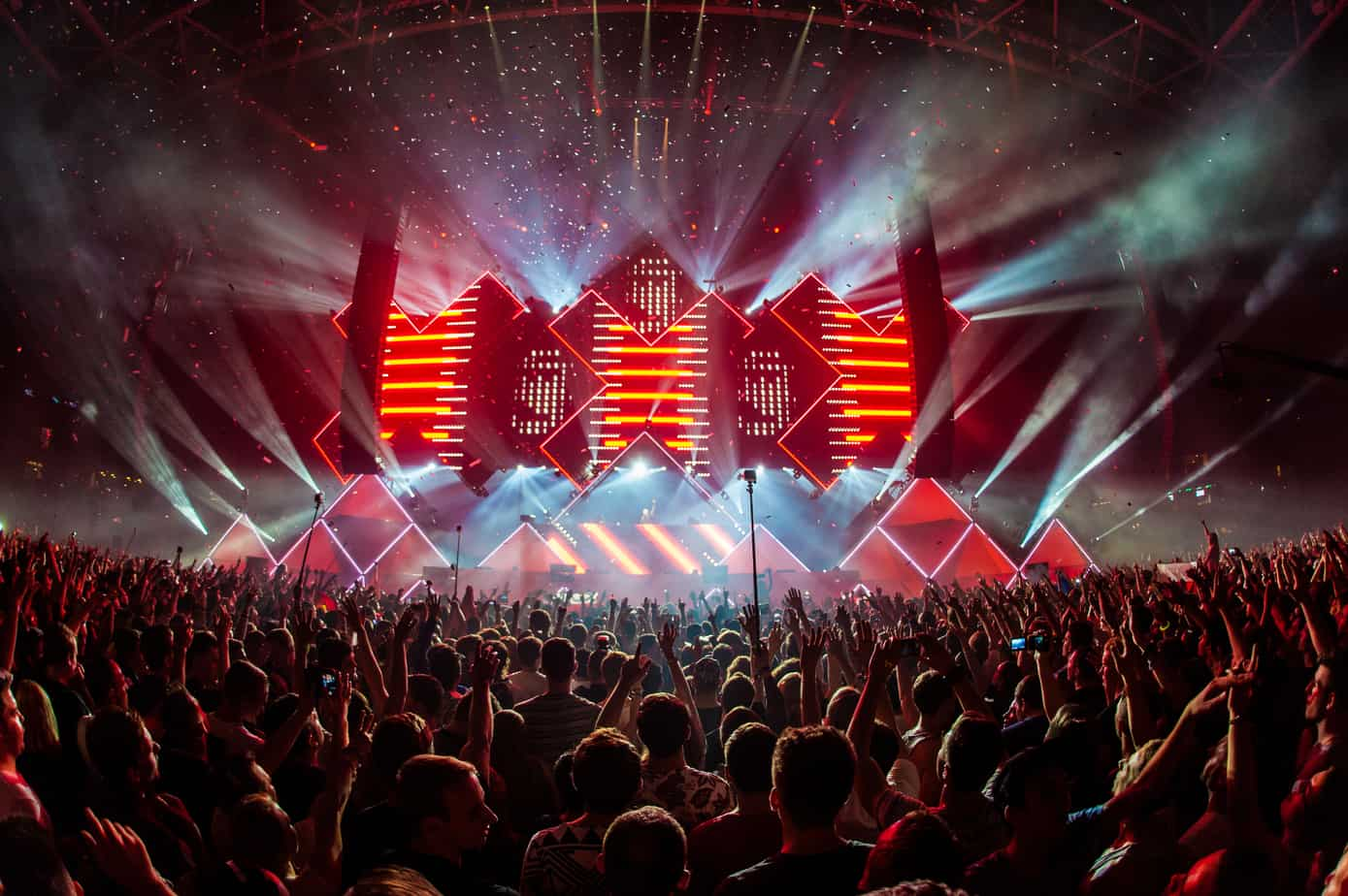 Photo of Electronic Dance Music Groups Around The World