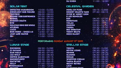 Photo of Blast Off With Moonrise Festival  Timetable