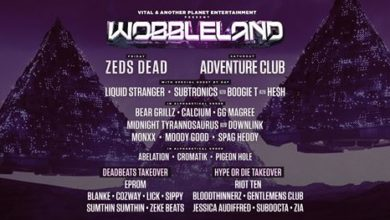 Photo of Event Preview: Wobbleland 2020 at Bill Graham Civic Auditorium